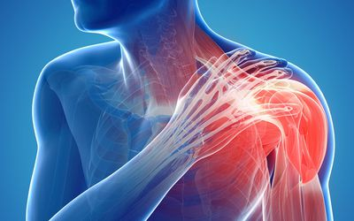 Shoulder Pain Treatment Samarpan Physiotherapy Clinic